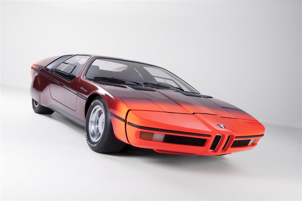 1972 Bmw Turbo Concept Conceptcarz Com