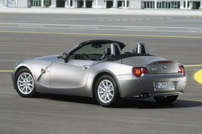 2004 Bmw Z4 Pictures History Value Research News