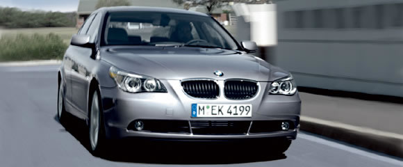 2005 BMW 545i Image