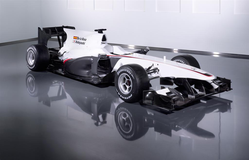 2010 Bmw Sauber C29 Pictures News Research Pricing