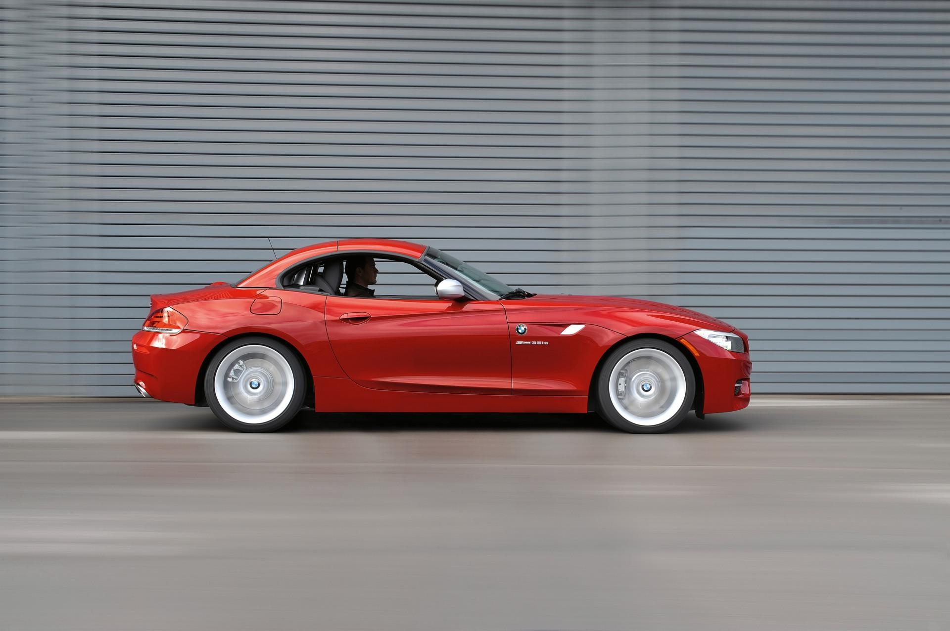 2010 Bmw E89 Z4 Sdrive35is Conceptcarz Com