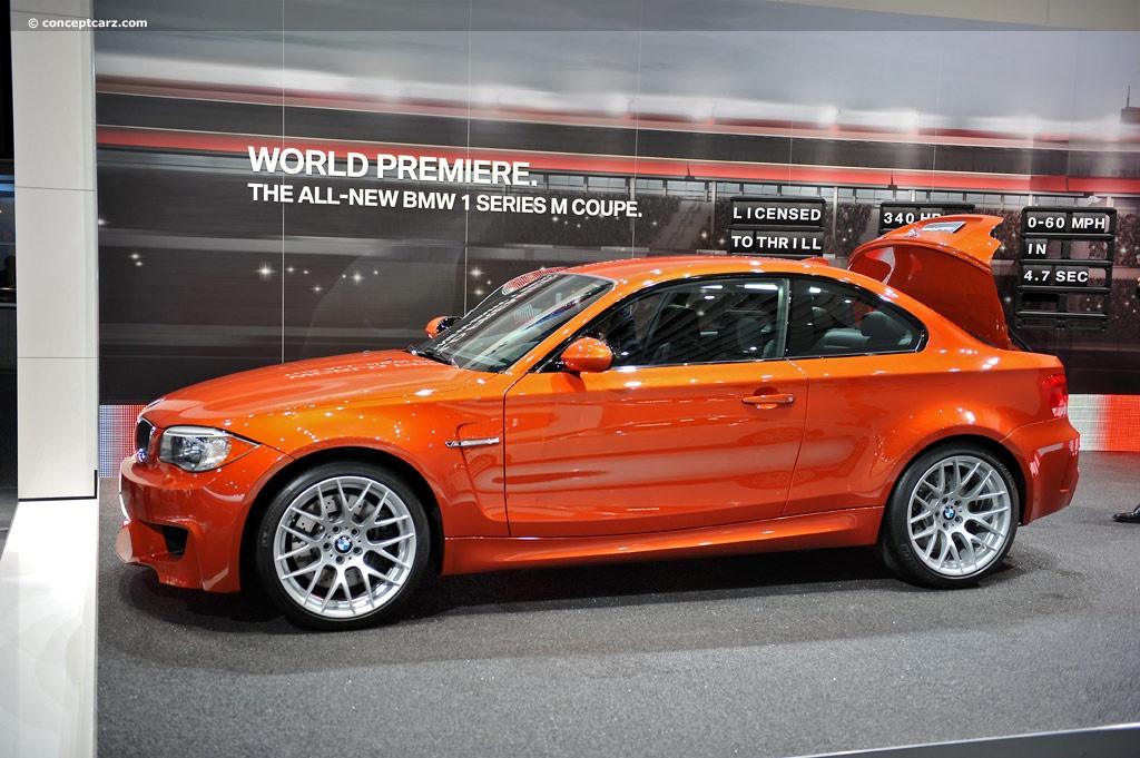 2011 BMW 1 Series M Coupé Image