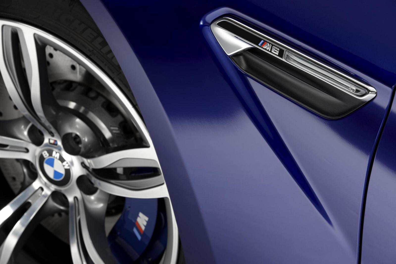 2012 BMW M6 Image