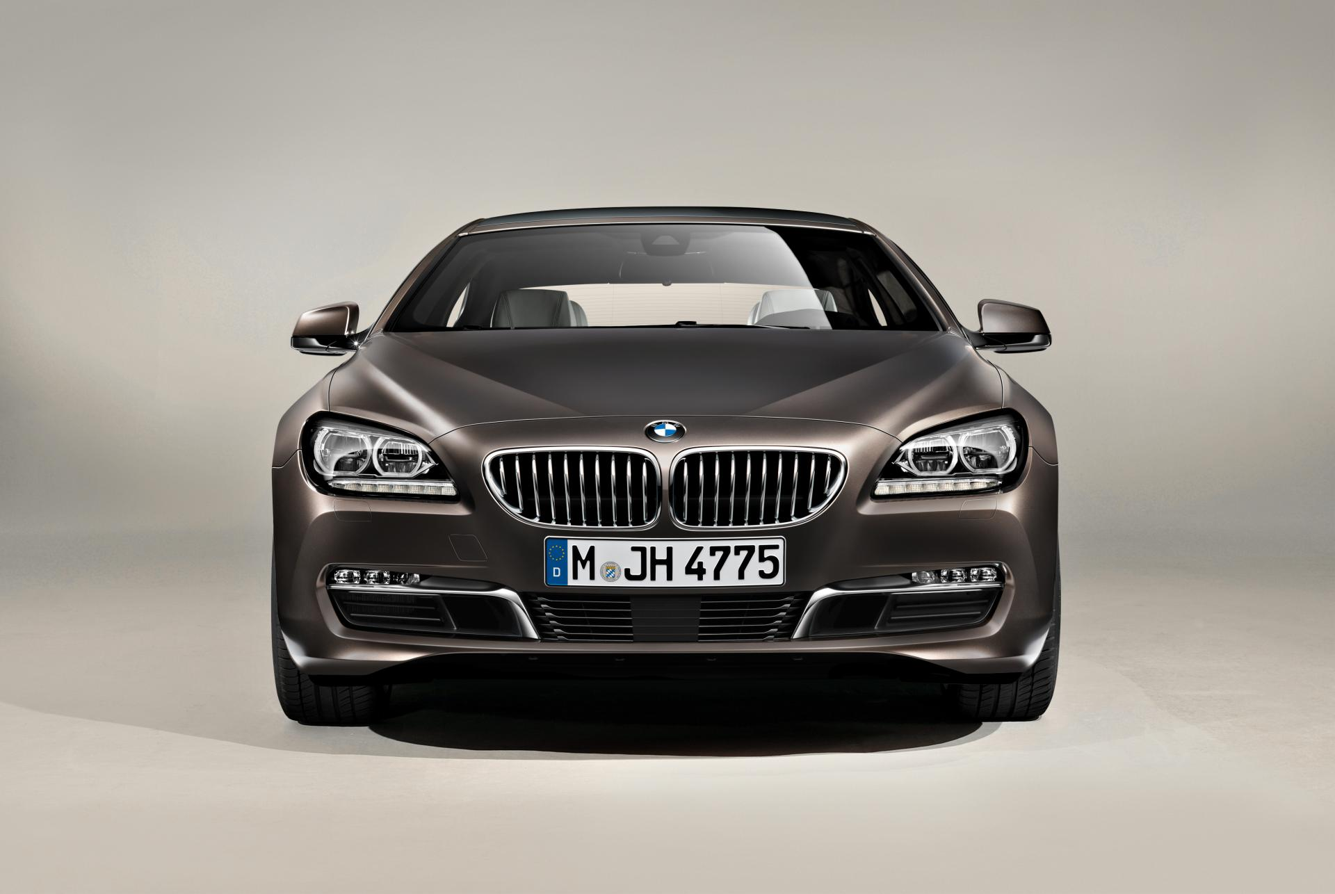 2012 bmw 6 series gran coupe. Black Bedroom Furniture Sets. Home Design Ideas