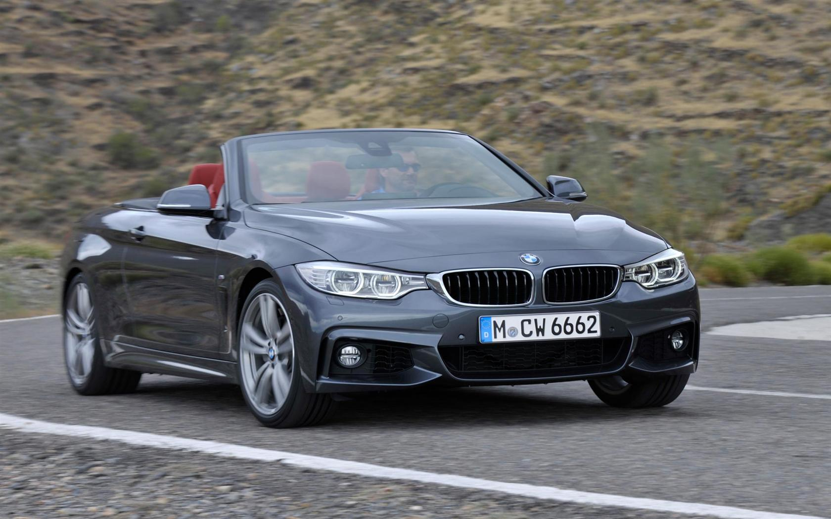 Bmw 3 series convertible front angle road  № 850556 загрузить