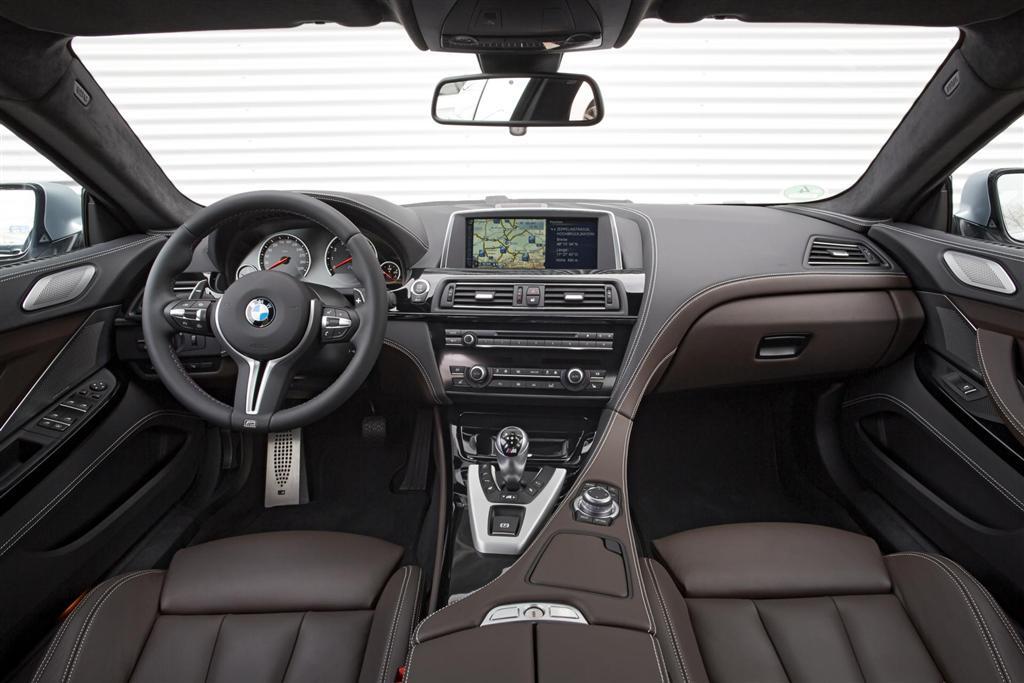 2014 BMW M6 Gran Coupe  conceptcarzcom