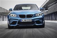 2016 BMW M2 image.