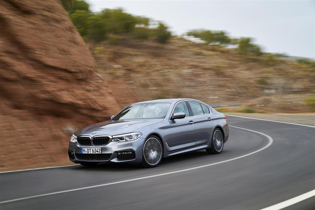 BMW 5-Series pictures and wallpaper