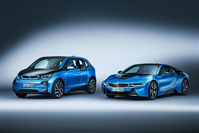 2017 BMW i3 Image