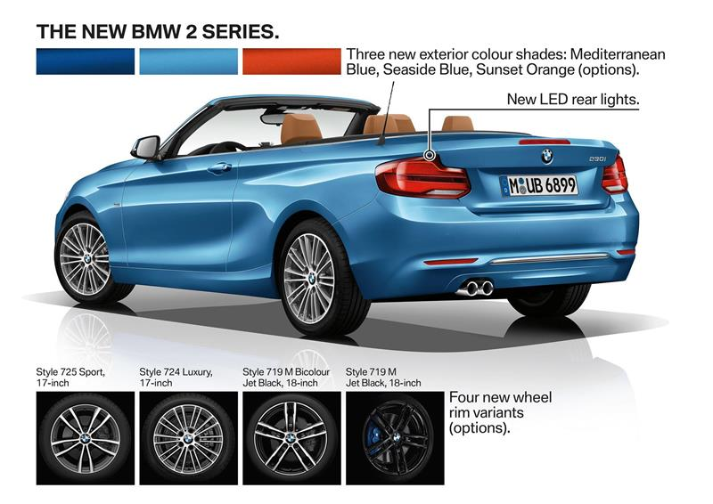 2018 BMW 2 Series Image