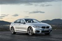 2018 BMW 4 Series M Sport Gran Coupé image.