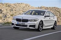 2018 BMW 6 Series Gran Turismo image.