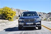 2018 BMW X3 image.