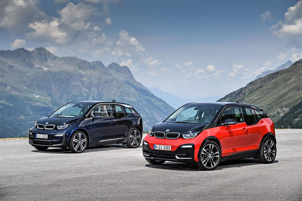 BMW i3 pictures and wallpaper