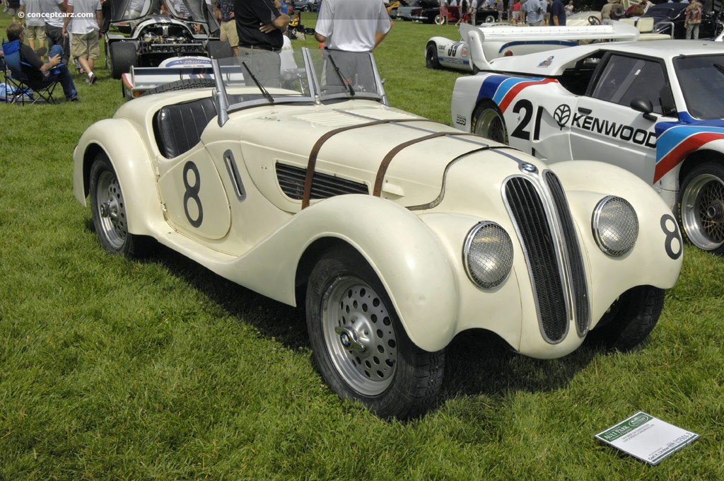 Sothebys Auction Results >> 1937 BMW 328 Pictures, History, Value, Research, News ...