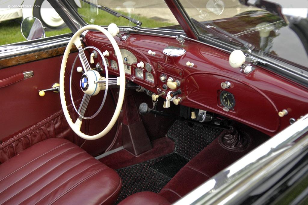 1938 Bmw 327 Conceptcarz Com
