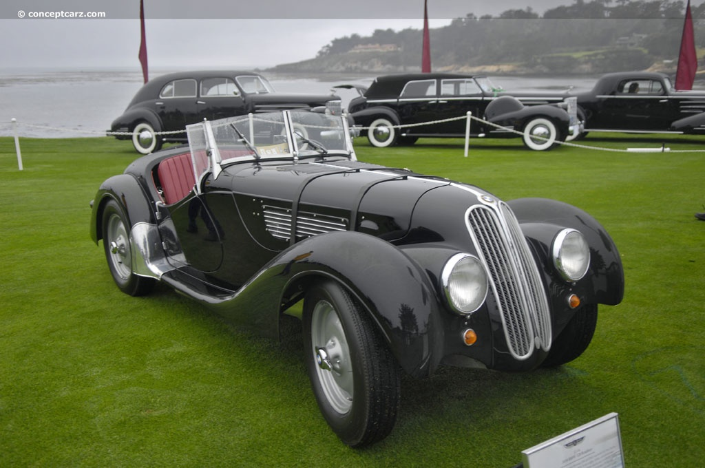 auction results and data for 1939 bmw 328. Black Bedroom Furniture Sets. Home Design Ideas