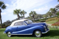 1956 BMW 502 image.