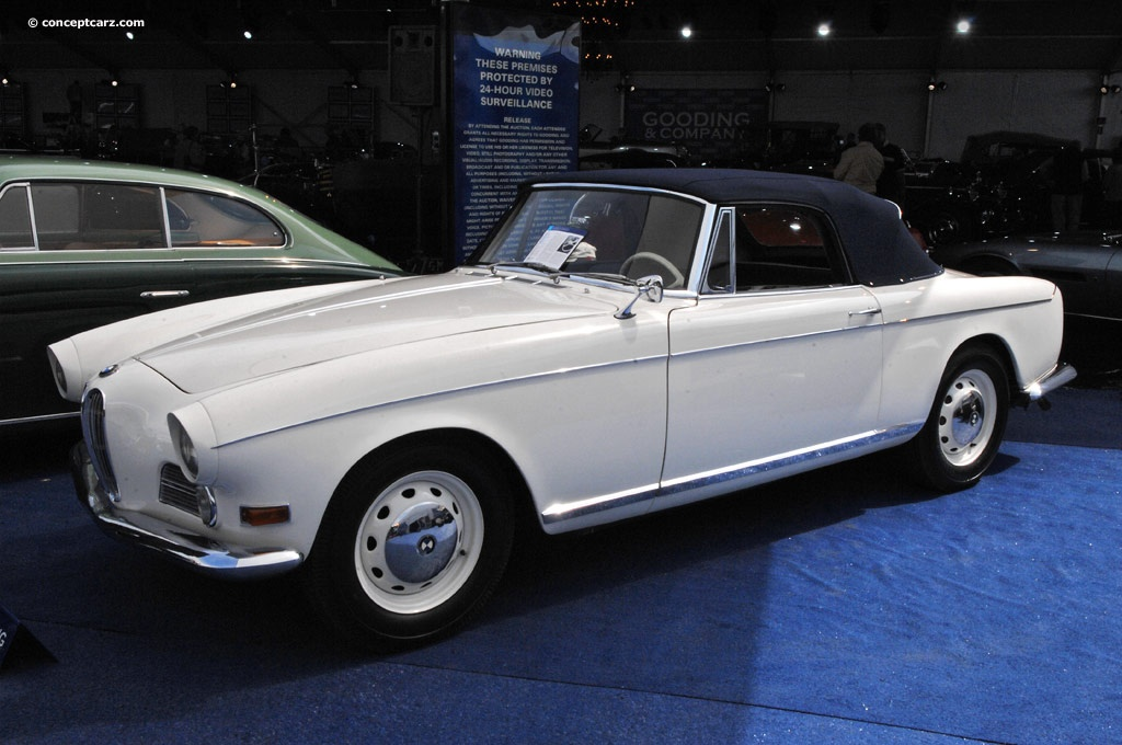auction results and data for 1957 bmw 503. Black Bedroom Furniture Sets. Home Design Ideas