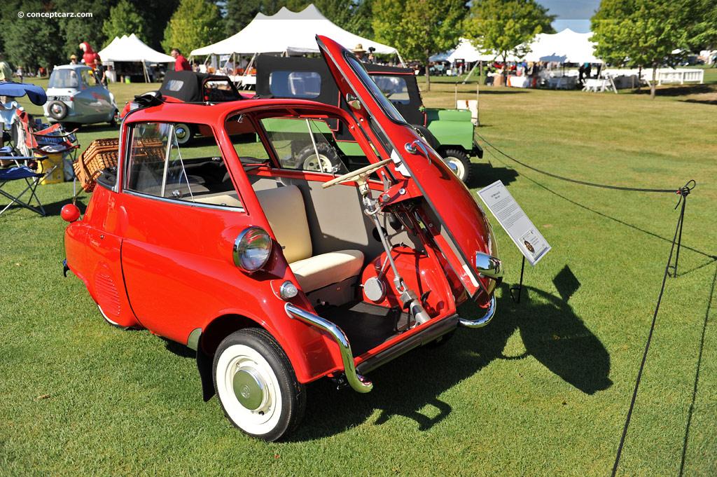 1957 Bmw Isetta Conceptcarz Com