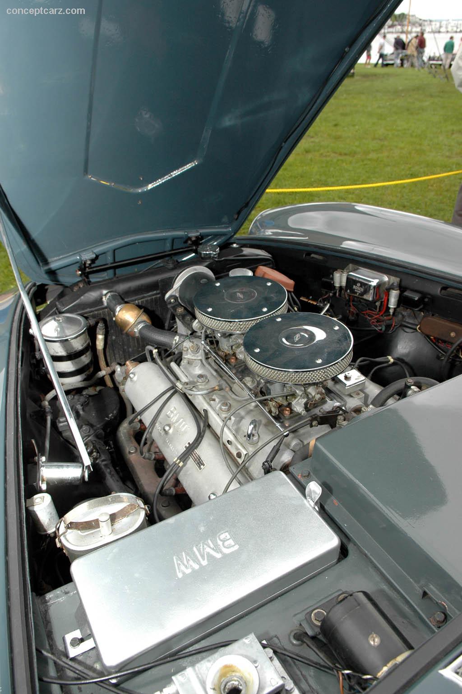 1957 BMW 507 - conceptcarz.com