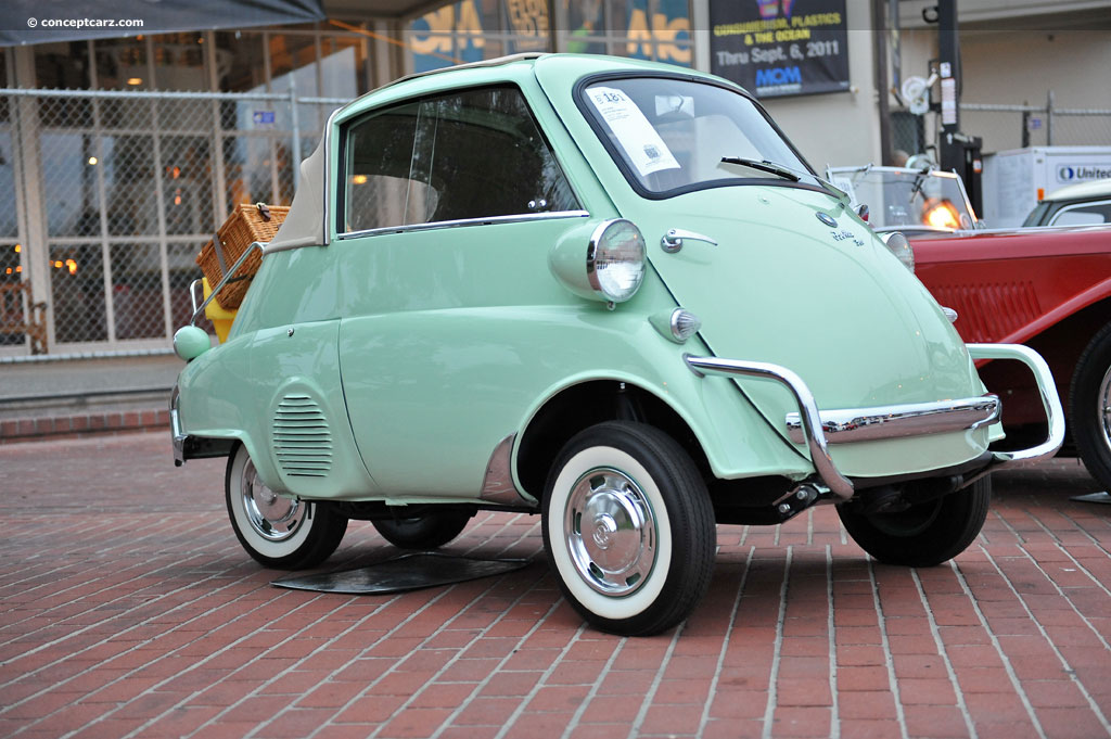 Auction Results And Data For 1957 Bmw Isetta Conceptcarz Com