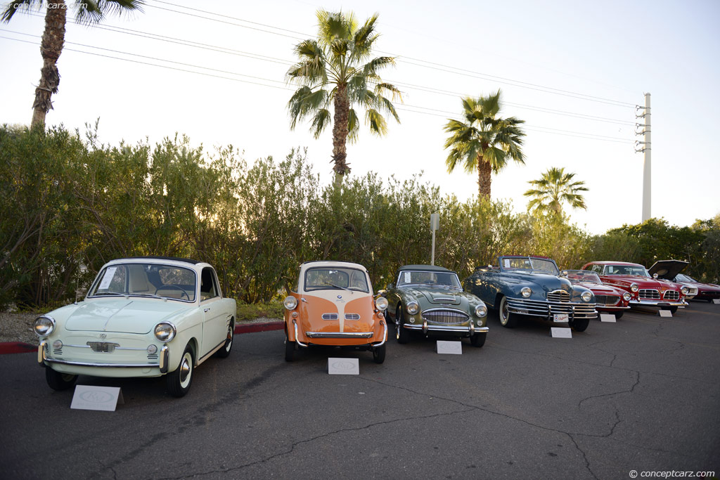 BMW Isetta pictures and wallpaper