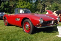 1959 BMW 507 image.