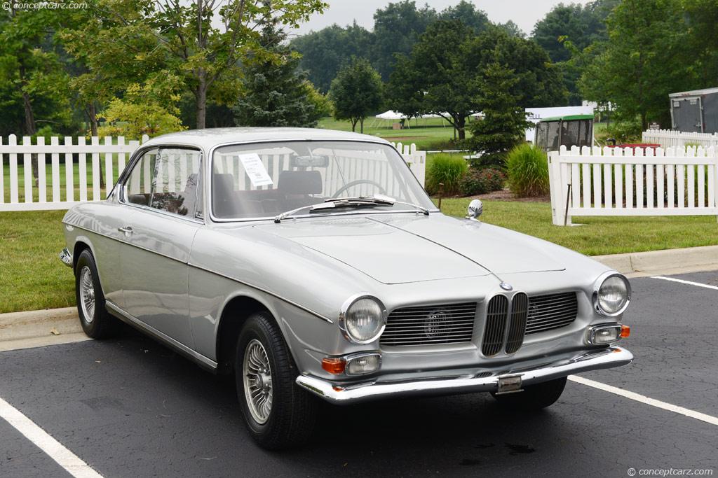 1964 Bmw 3200cs Conceptcarz Com