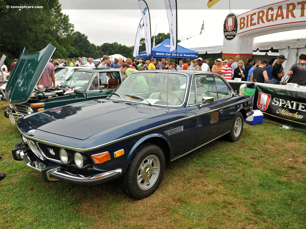 The 1971 Bmw 2800 And Not