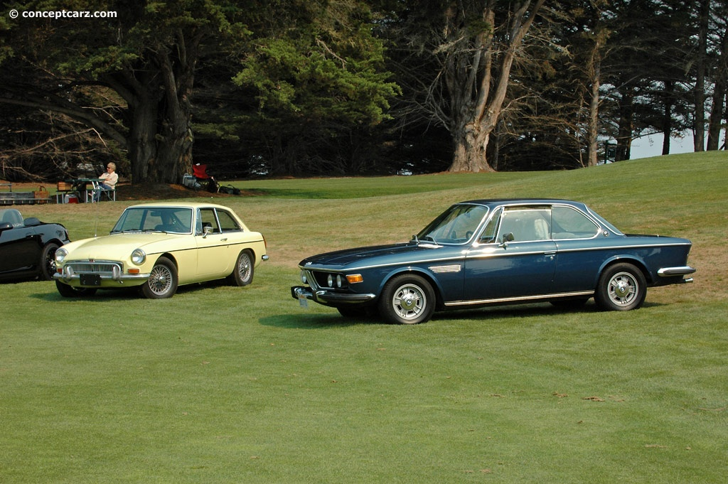 BMW 3.0 CS pictures and wallpaper