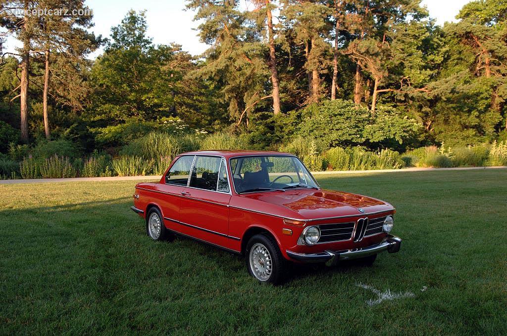 1973 BMW 2002 - conceptcarz.com
