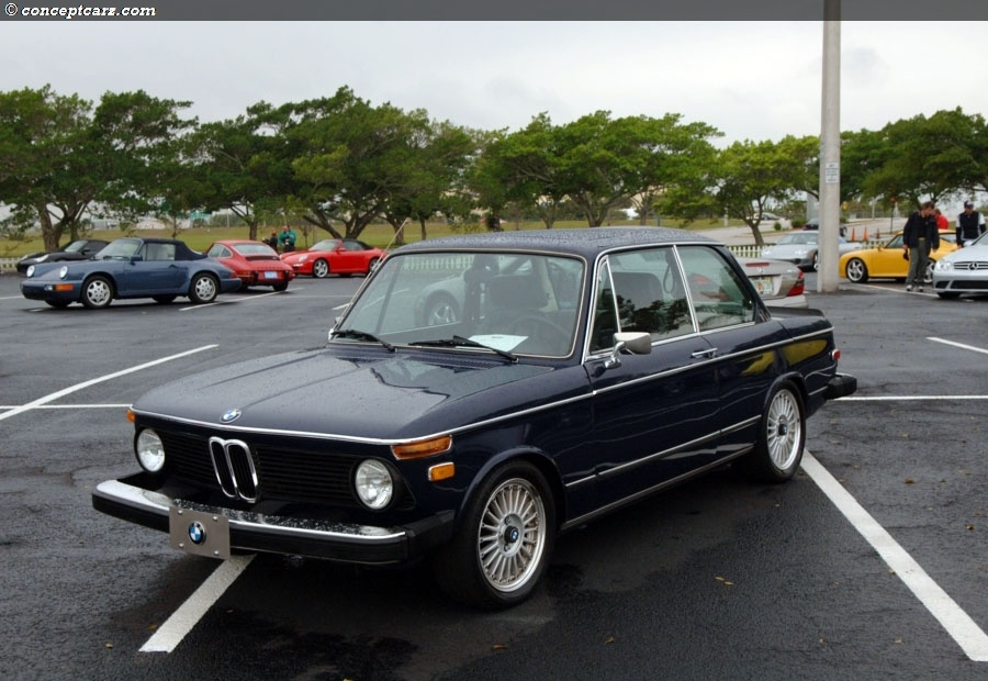 Gallery For > 1976 Bmw 2002 Wallpaper
