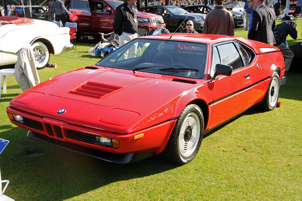 BMW M Partsopen - 1981 bmw m1 for sale