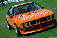 1984 BMW 635 CSi image.