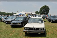 1985 BMW 535i image.