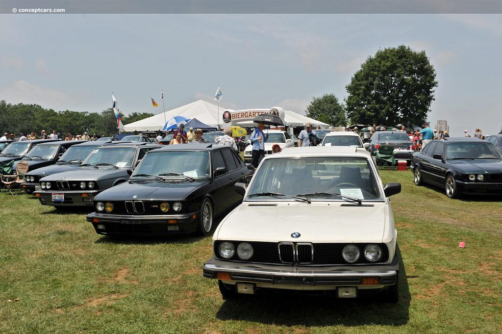 1985 BMW 535i Image