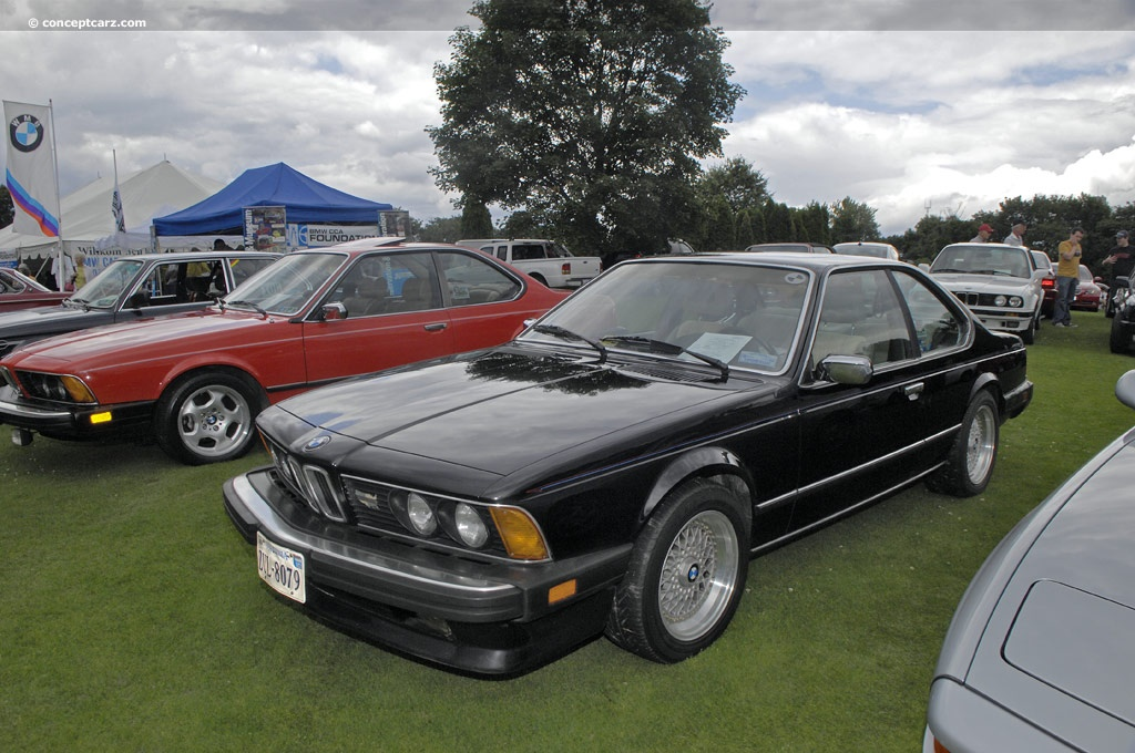 auction results and data for 1986 bmw 635csi csi. Black Bedroom Furniture Sets. Home Design Ideas