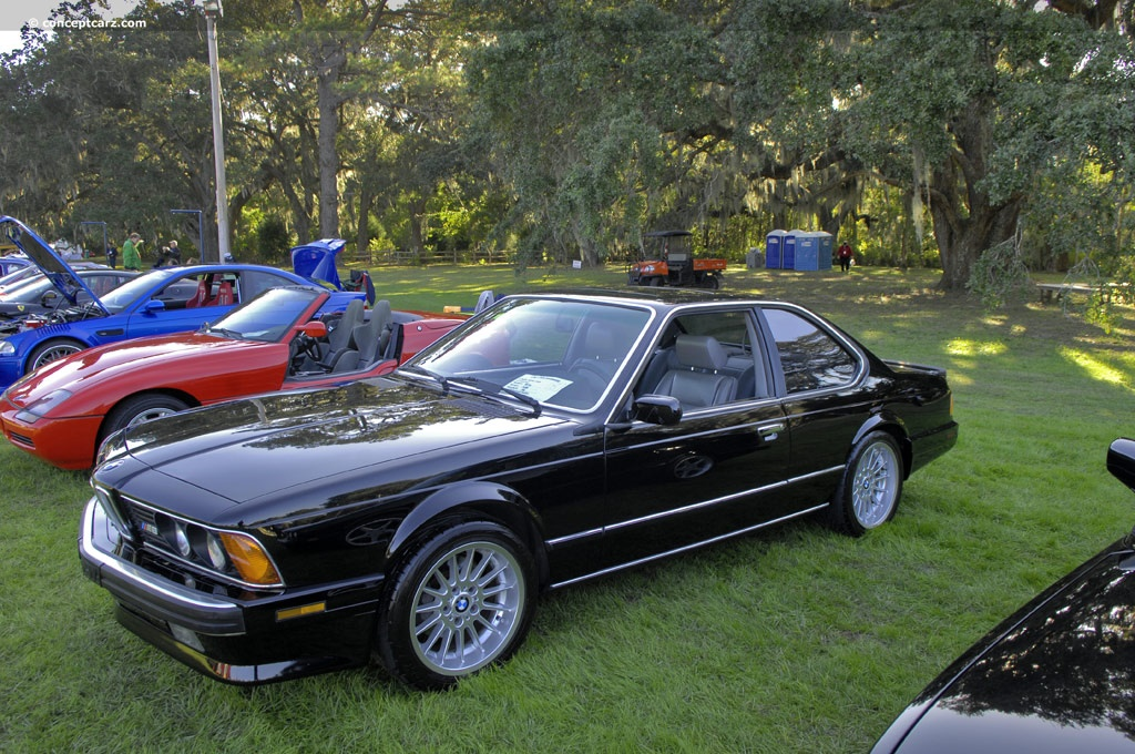 Auction Results And Data For 1988 Bmw M6