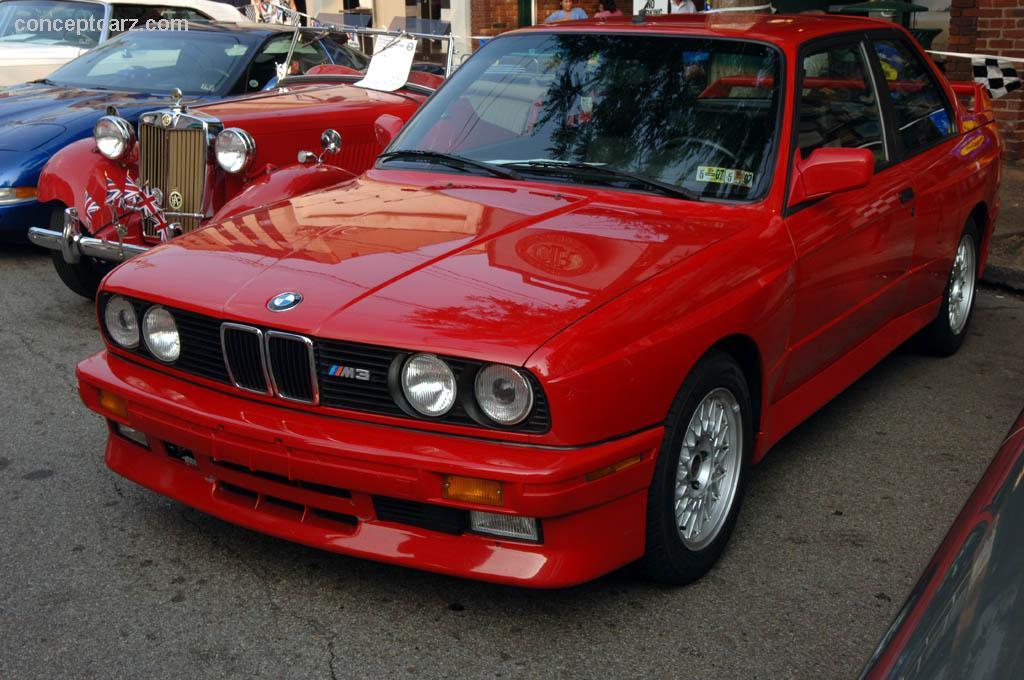 1988 BMW M3 E30 at the Carlisle ImportKitReplica Nationals