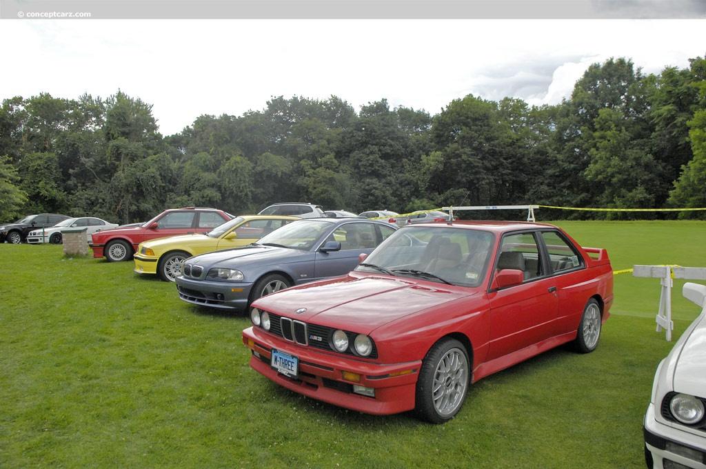 Auction results and data for 1990 BMW E30 M3  conceptcarzcom