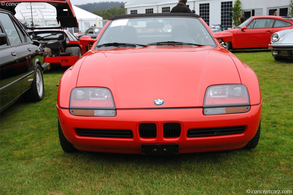 bmw z1 performance figures auction results and data for 1990 bmw z1 future fascination 1990. Black Bedroom Furniture Sets. Home Design Ideas