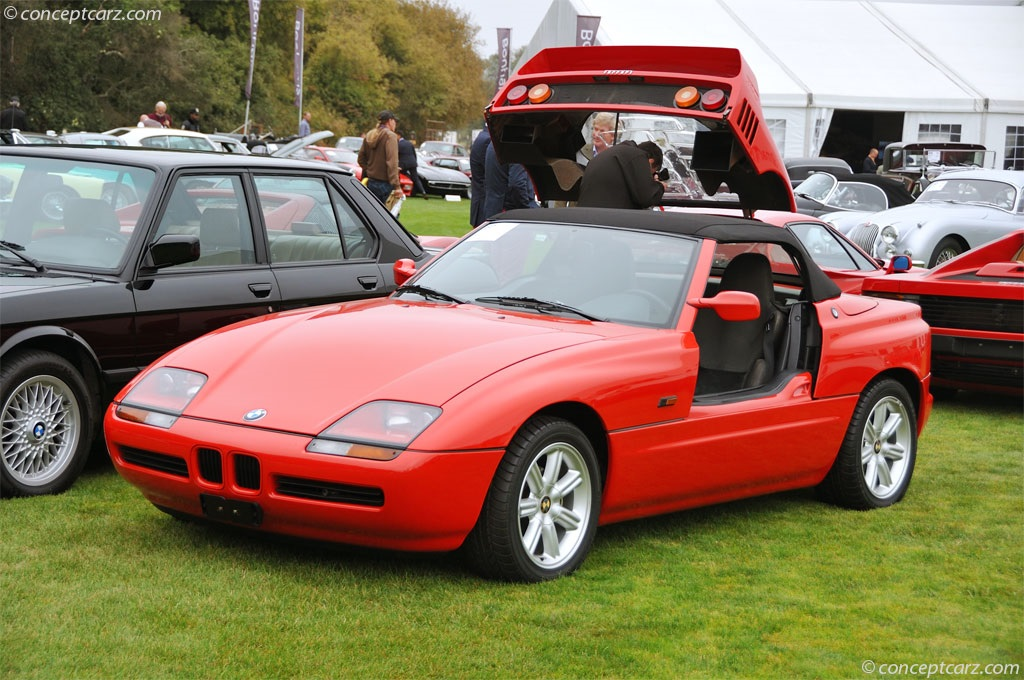 Auction Results And Data For 1990 Bmw Z1 Conceptcarz Com