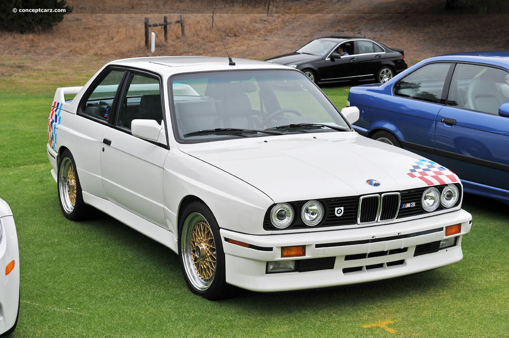 Auction Results And Data For 1990 Bmw E30 M3 Conceptcarz Com
