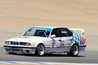 1991 BMW 5 Series image.