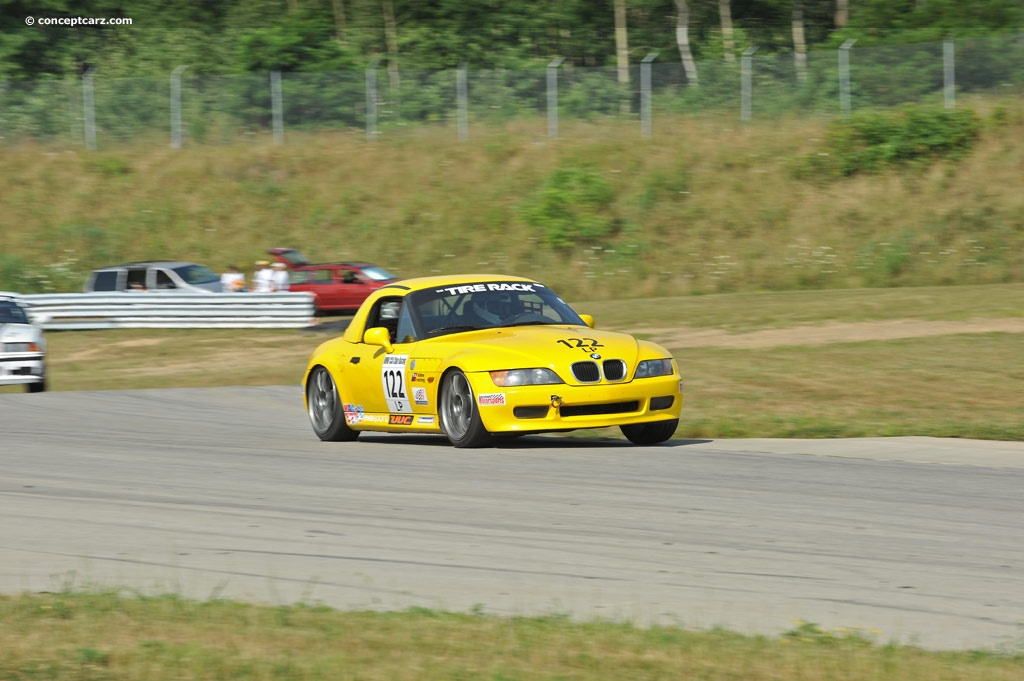 1997 bmw z3 at the the 28th annual pittsburgh vintage grand prix. Black Bedroom Furniture Sets. Home Design Ideas