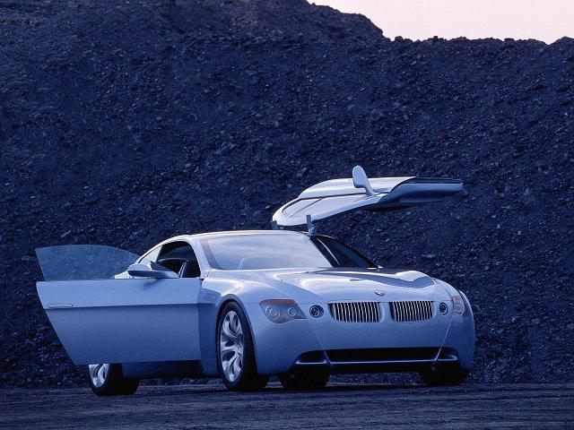 1999 Bmw Z9 Gt Concept Image