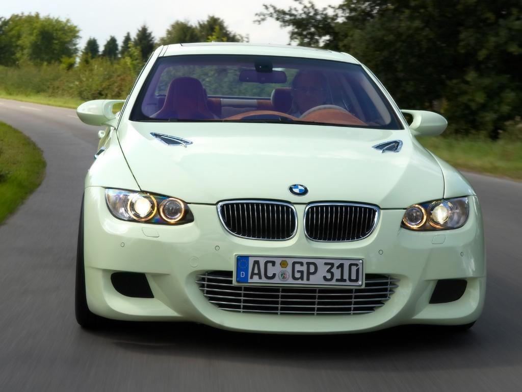 2007 ac schnitzer gp310 concept conceptcarz the vanachro Images