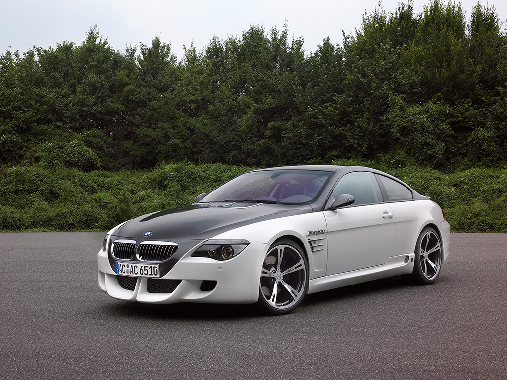 2006 ac schnitzer tension street version conceptcarz tension rises for the 6 series from 630i to m6 the ac schnitzer tension street version vanachro Gallery