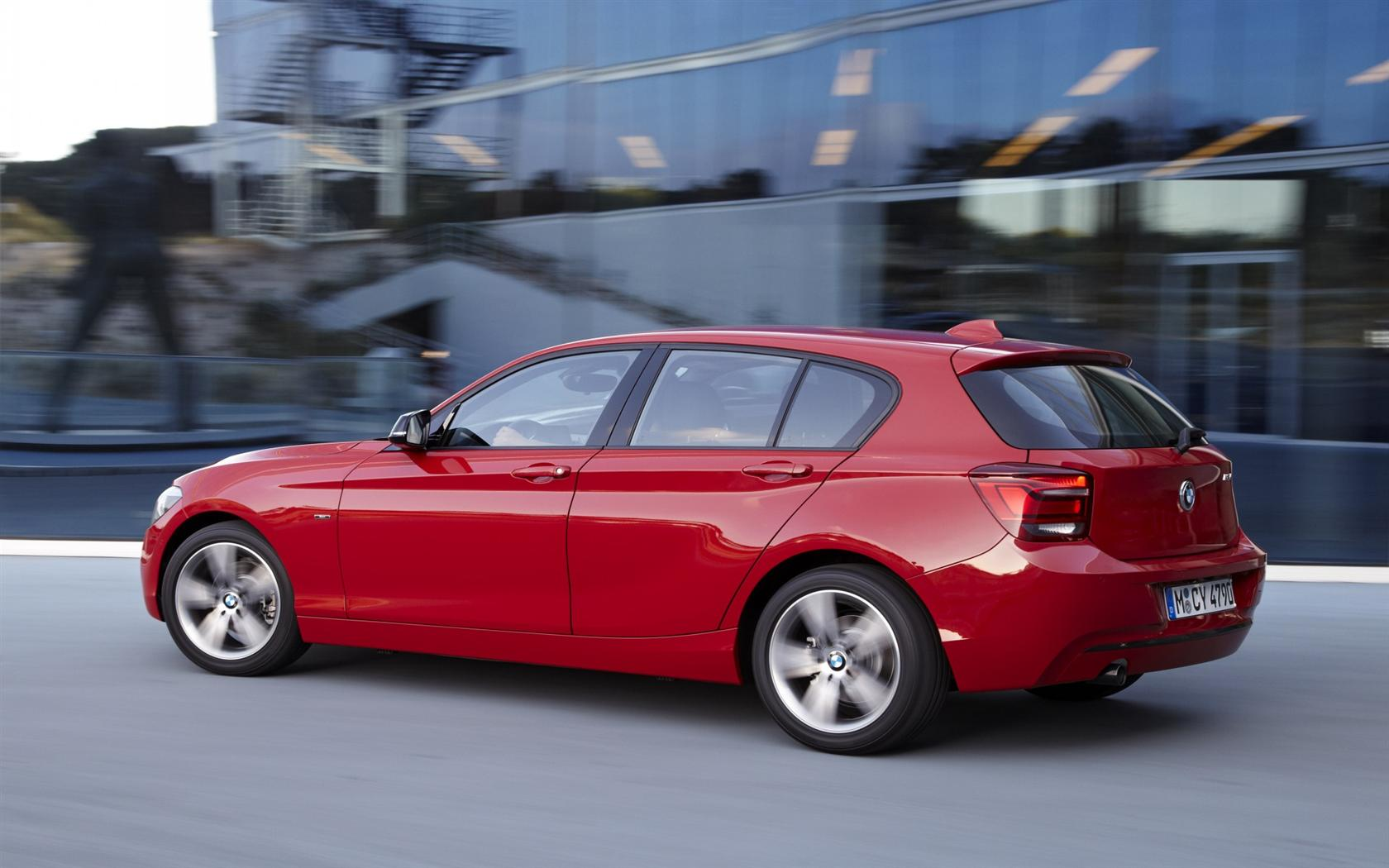 2012 BMW 1 Series Image
